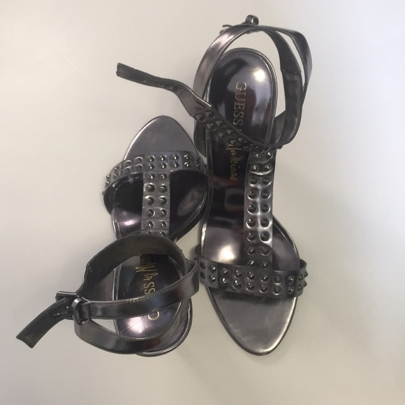 Guess by Marciano Gladiator Heels Size 8